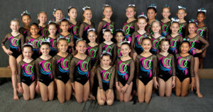 Flips' Competitive Team - Flips Gymnastics - Frederick MD