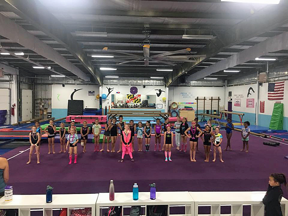 Dress-up Event | Flips Gymnastics | Frederick MD