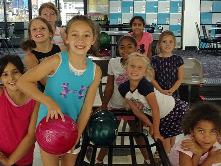 Terrace Lanes Bowling Center Event | Flips Gymnastics | Frederick MD